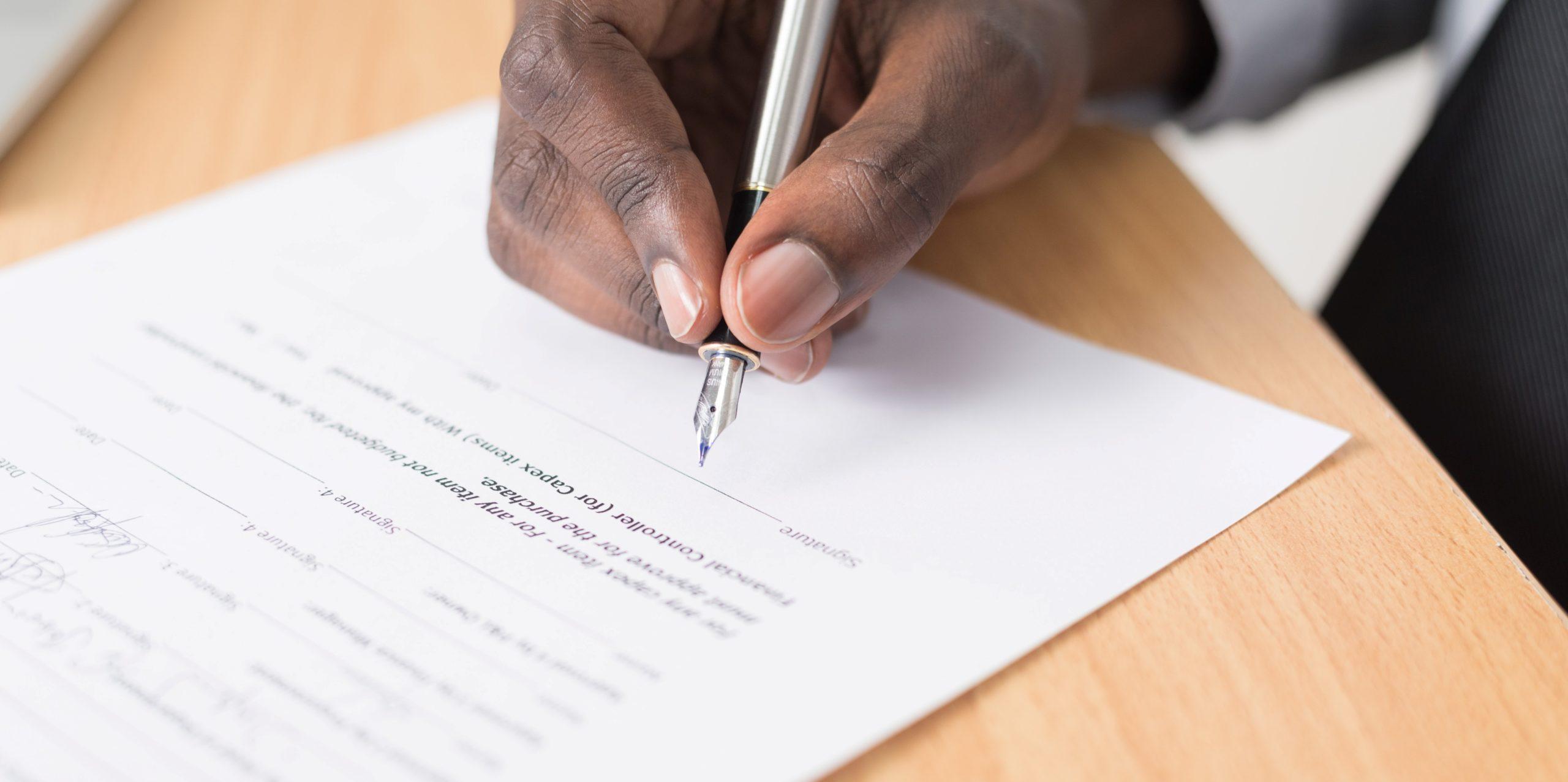 Rédaction des documents